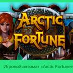 Игровой автомат «Arctic Fortune» в казино Вулкан промокод