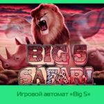 Игровой автомат «Big 5» в клубе Вулкан