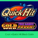 Слот «Quick Hit Black Gold» на официальном сайте Вулкан казино