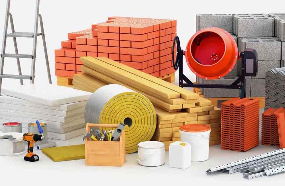 Где купить строительные материалы